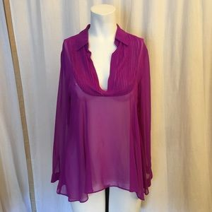 Free People Sheer Blouse 935